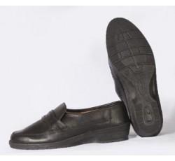 """Туфли """"ФАУНА"""" кожаные женские чёрные"""