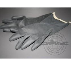 Перчатки КЩС Т-2 (серые)