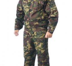 """Костюм """"ФРЕГАТ"""" для охранника: куртка, брюки КМФ зелёный"""