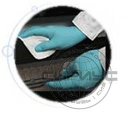 Перчатки Kleenguard G10 нитриловые, цв.голубой