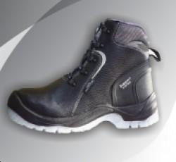 """Ботинки """"Protection-Nord"""" с поликарбонатным подноском ПУ-ТПУ, нат. мех"""