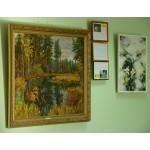 Выставка картин из частного собрания Дуброва А.П. в Торгово-промышленной палате ЧР