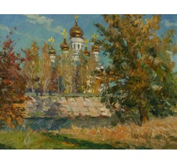 Заслуженный художник Чувашской Республики Данилов Анатолий Васильевич 1954 г.р. 2
