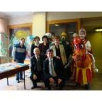 Мероприятия, в рамках месячника по охране труда, апрель 2008 г.