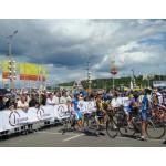 Чемпионат России по вело-спорту. 2010 г.