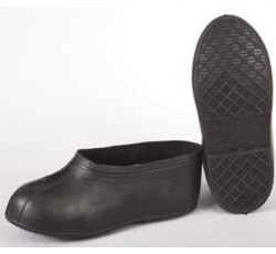 Rubbers on felt shoes, high (average order - 500 pieces)