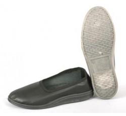 Тапочки-туфли рабочие (искусственная кожа, ПВХ) мужские