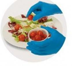 Перчатки Kleenguard G10 нитриловые, цв.синий