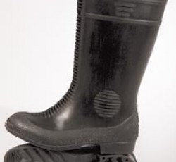 High boots for mining