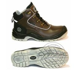 """Ботинки """"Сириус Стайл"""" коричневые"""