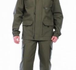 "Костюм ""ГЕО"" летний: куртка, брюки ( п-но палаточное ) хаки"