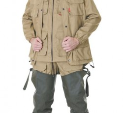 PVC high boots for fishing