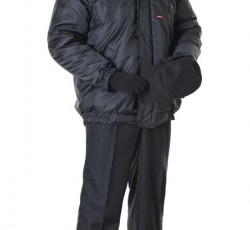 """Куртка """"ПОЛЮС"""" кор.,чёрная"""