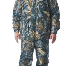 """Suit """"Shooter"""": jacket, bib overall (Alova fabric). """"Dark forest"""" camouflage"""
