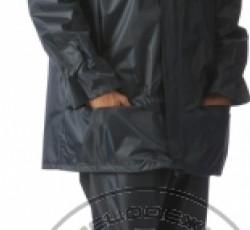 """Suit """"Liven"""", nylon: jacket, trousers, blue"""