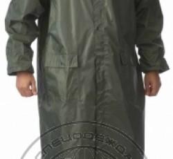 "Nylon raincoat ""Rain shower"", green"
