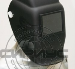 Маска сварщика пластиковая НН С-701 (110х90) с адаптером (102х52) (Смакотин