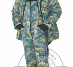 """Suit """"BERKUT-TAIGA"""": jacket, bib overall, """"Dubok"""" camouflage"""
