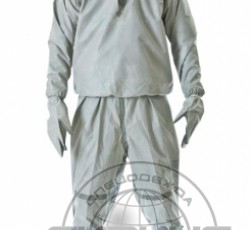 Л1 suit: jacket, trousers, gloves