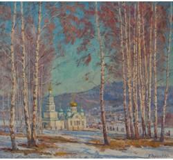 Заслуженный художник Чувашской Республики Данилов Анатолий Васильевич 1954 г.р. 6