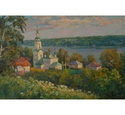 Заслуженный художник Чувашской Республики Данилов Анатолий Васильевич 1954 г.р. 3
