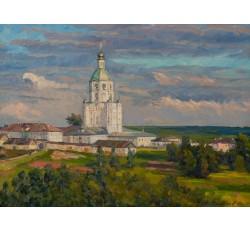 Заслуженный художник Чувашской Республики Данилов Анатолий Васильевич 1954 г.р. 4