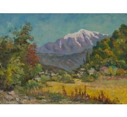 Danilov Anatoly Vasilievich, Honored artist of the Chuvash Republic  (1954)